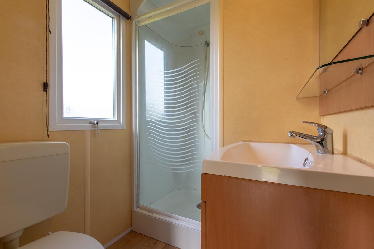 salle de bain mobil homes dax